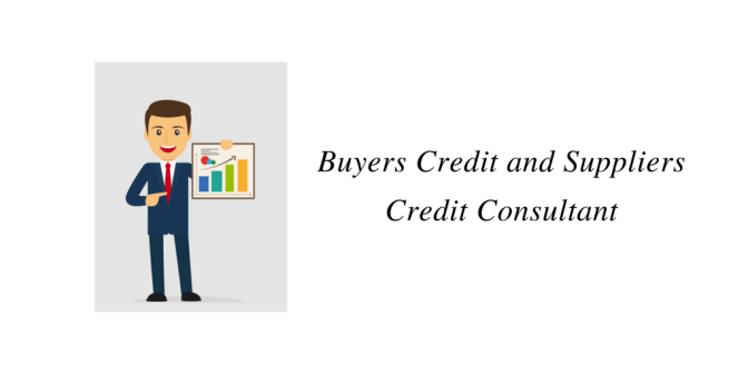 Buyers Credit and  Suppliers Credit Consultants