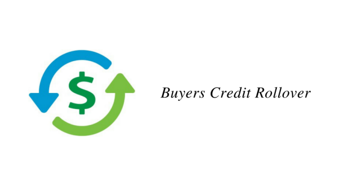 Buyer's Credit Rollover