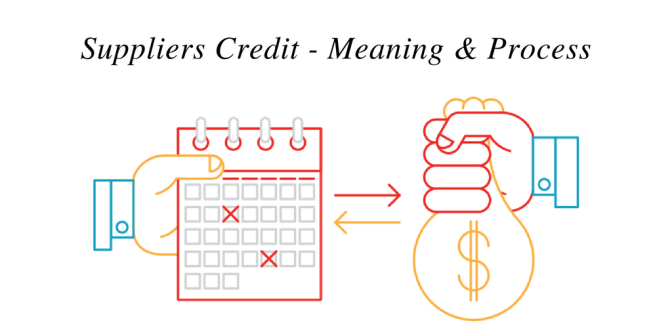 Supplier's Credit – Meaning & Process