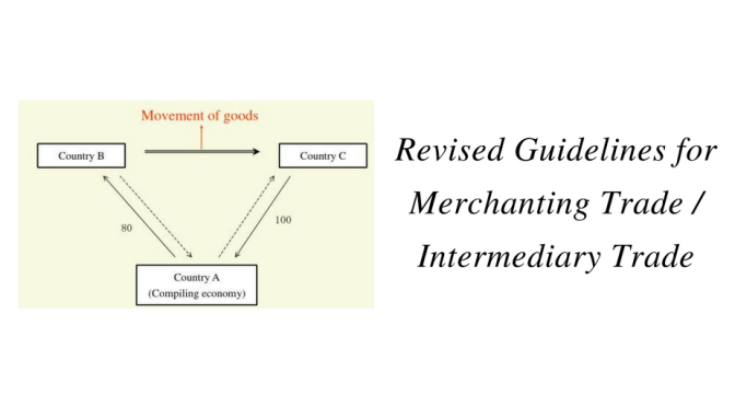 Revised Guidelines for Merchanting / Intermediary Trade