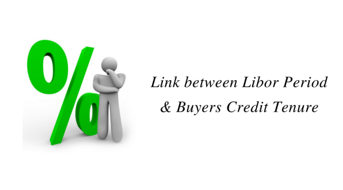 Link Between Libor Periods & Buyers Credit Tenure