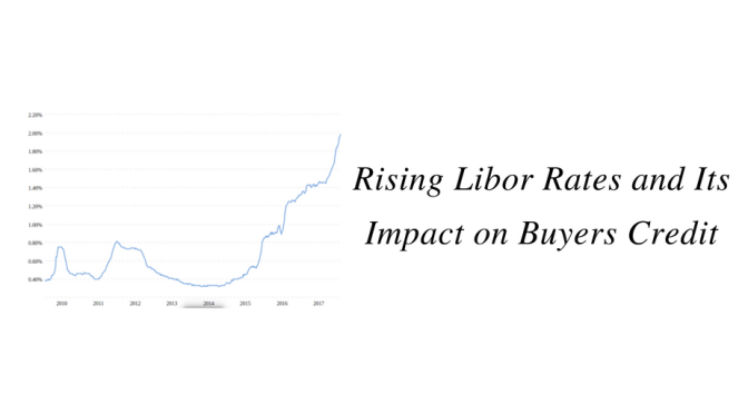 Rising Libor Rates and Its Impact on Buyers Credit