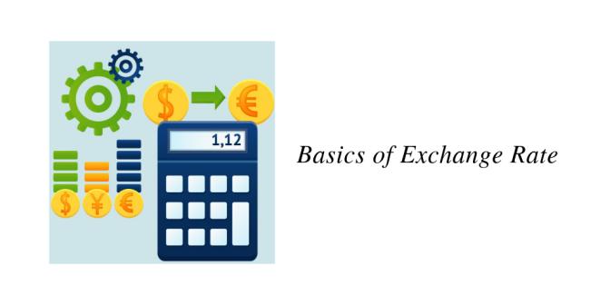 Basics of Exchange Rate